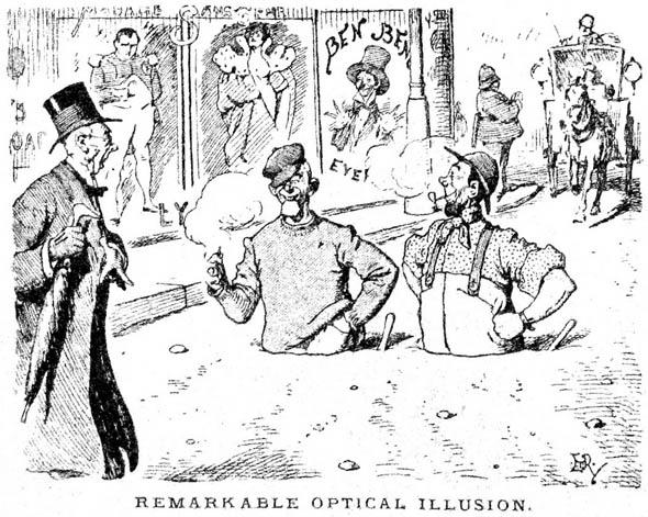 Naive Historical Illusion