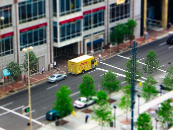 6 Cool Examples of Tilt Shift