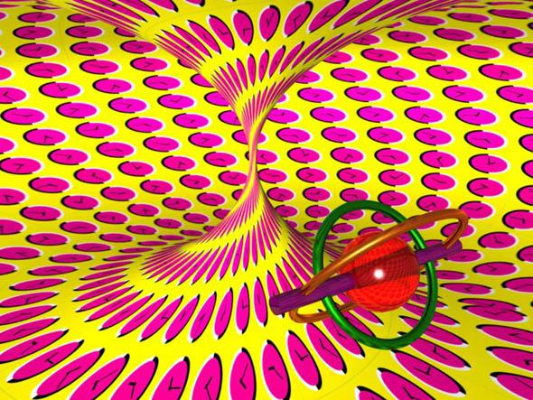 Anh Pahm Optical Illusion 1