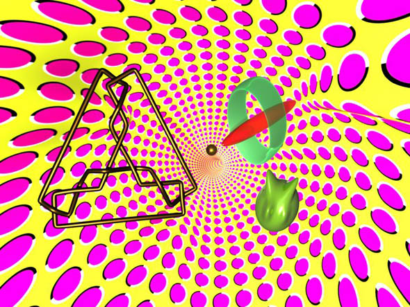 Anh Pahm Optical Illusion 4