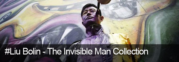 The Invisible Man: Dragon Series