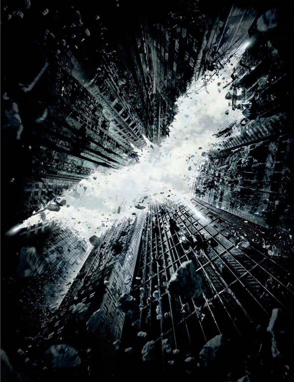 The Dark Knight Rises Teaser
