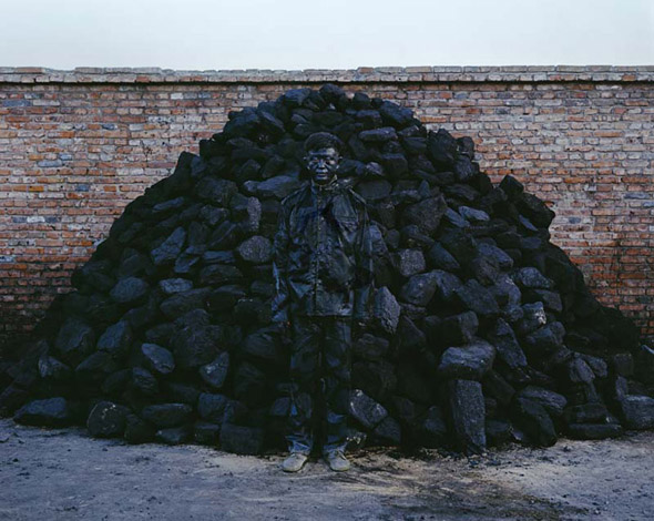 Liu Bolin Has Disappeared!