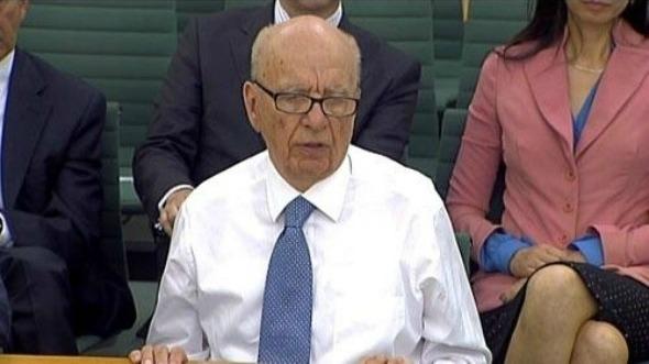 Rupert Murdochs True Form?