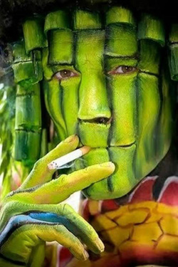 365 Days of Face Painting