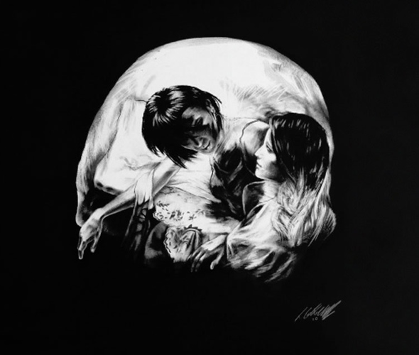 Skull Illusions by Tom French