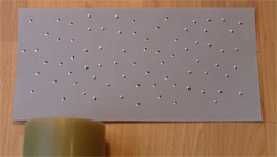 VIDEO Dots in Motion Illusion