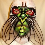 fly face paint
