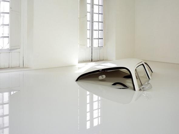 Sinking Volkswagen Installation
