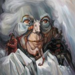 Oleg Shuplyak's Illusory Paintings