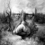Oleg Shuplyak's Illusory Paintings