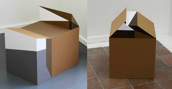 open box art installations. Black Bedroom Furniture Sets. Home Design Ideas