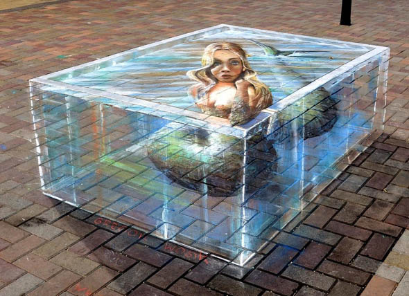 Gregor Wosiks Otherworldly Art