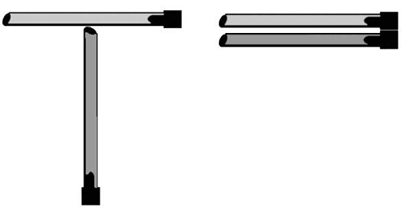 Tracheal Tube Optical Illusion