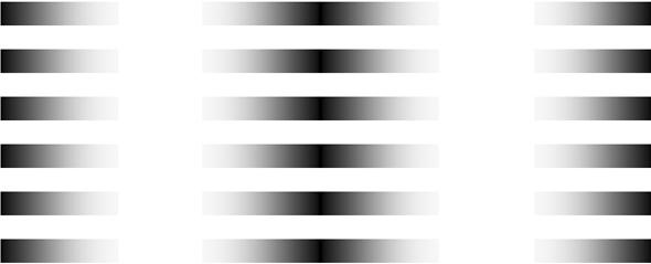 Evening Dusk Optical Illusion