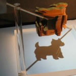 Magic Angle Shadow Sculptures