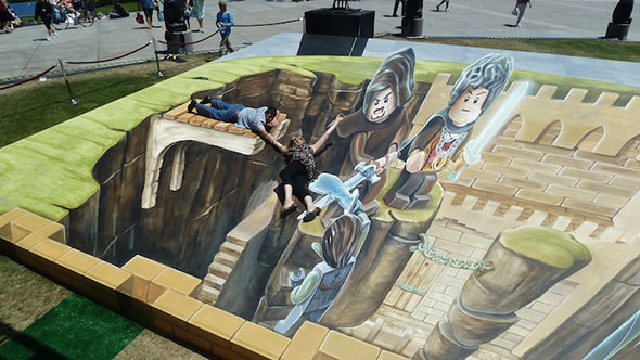 LEGO Lord of the Rings Illusion