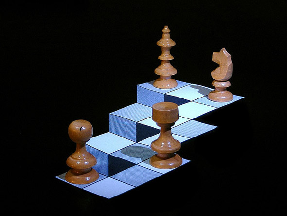 Erik Minnema - Chess Illusion