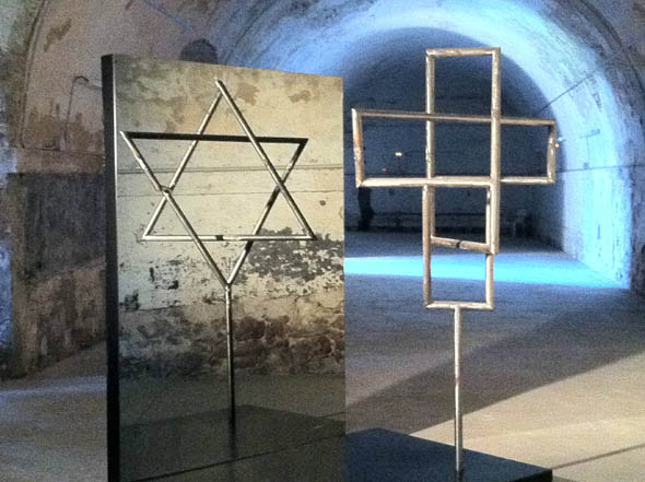 Religious Symbols as An Illusion