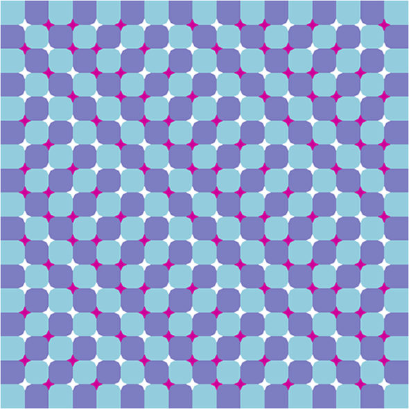 Wavy Field Just Wont Stop Moving