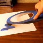 VIDEO: Amazing Anamorphic Illusion