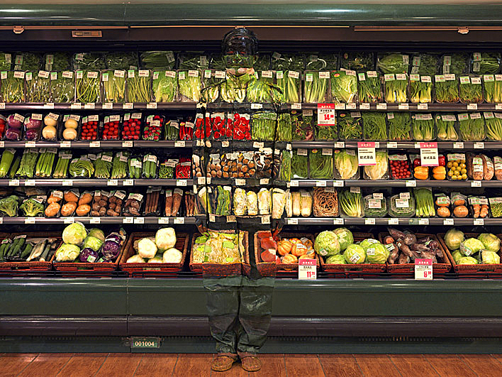 Liu_Bolin_HITC_Vegetables_photograph_2011