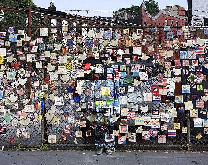Liu_Bolin_Hiding_in_New_York_No.5_Tiles_For_America_2011