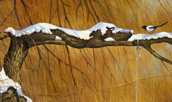 Secret Paintings by Igor Lysenko