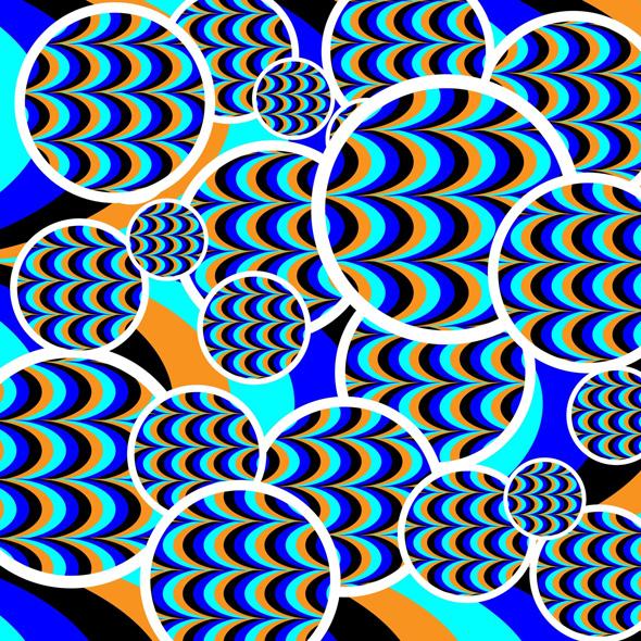 Kinda Busy Illusion