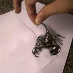 3D Drawings That Jump Off The Page