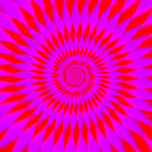Eye of The Dragon Illusion