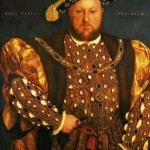 Legendary King Henry VIII, who had a famously casual attiude about marriage