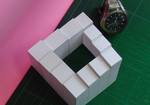 Ikemaths Impossible Gallery