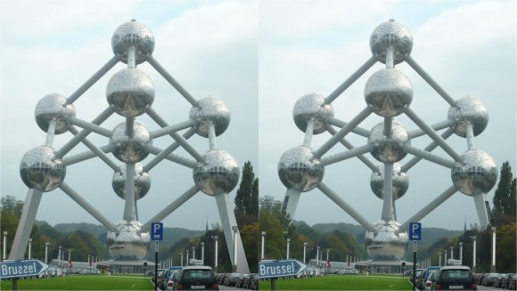 Find The Differences: Atomium!