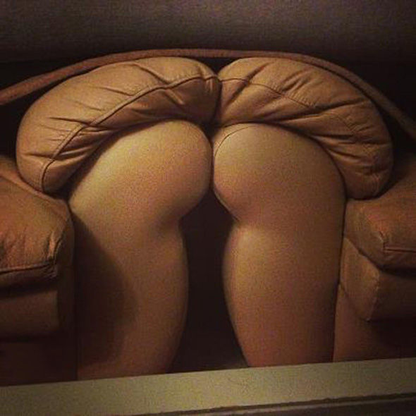 Two Of a Kind (Dirty Sofa Illusion)