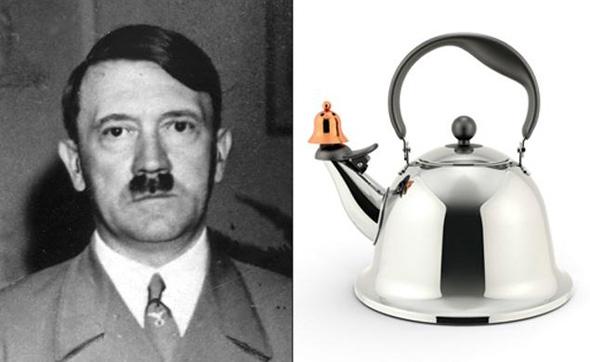 Hitler Kettle Sells Out After Social Media Craze