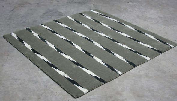 Another Optical Illusion Rug