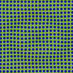 color adapting optical illusion