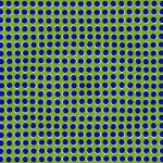 color adapting optical illusion
