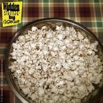 Popcorn Optical Illusion