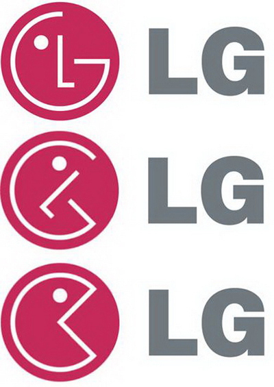 LG Logo Optical Illusion