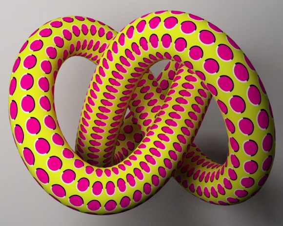3D Infinite Optical Illusion
