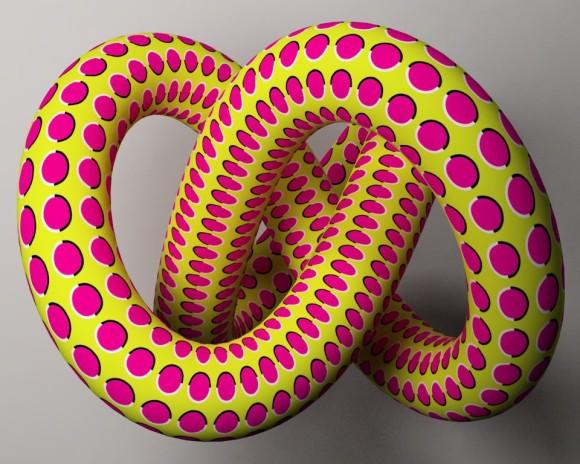 3D Infinite Optical Illusion