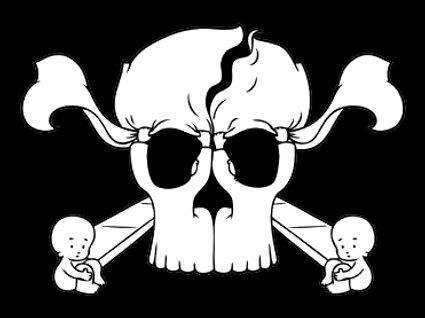 Life and Death Optical Illusion