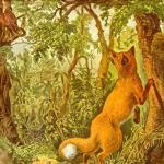 Find the Hidden Animals Optical Illusion