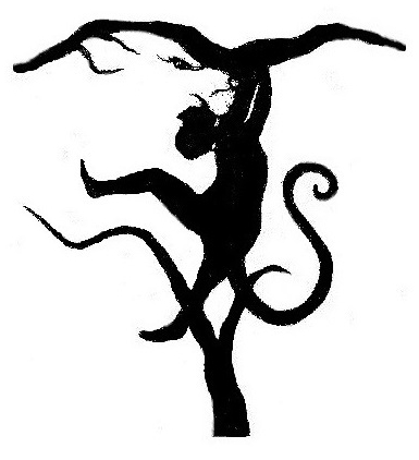 Lion or Monkey Optical Illusion