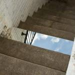 stairway to heaven optical illusion