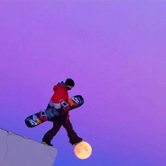 snowboarder-walking-on-moon