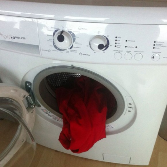 dryer monster optical illusion