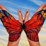 Buttterfly Hands
